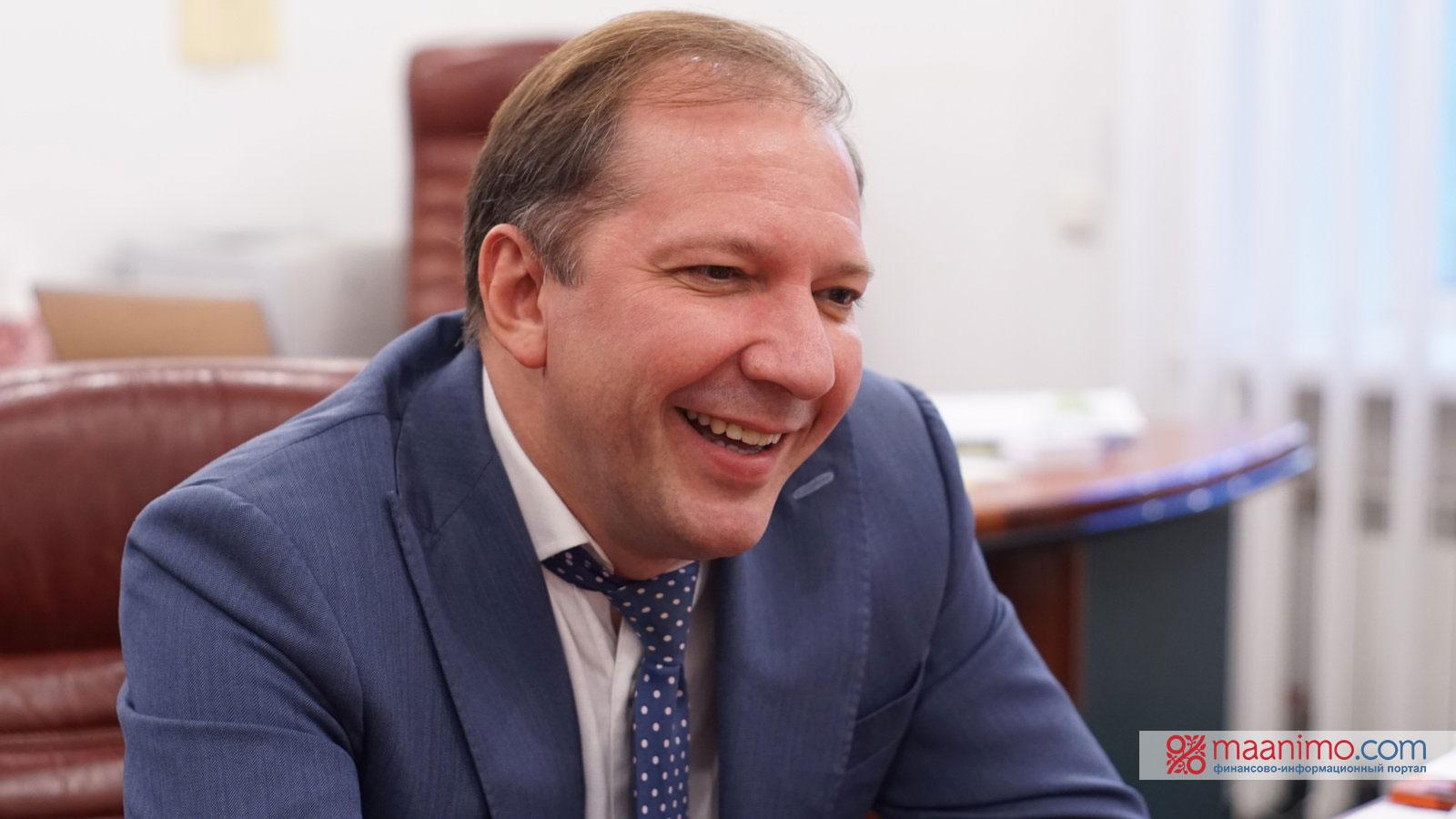 Тарас Кириченко (CEO ПРАВЭКС БАНКа): «Клиент голосует деньгами: если людям нравится сервис, он будет востребован»