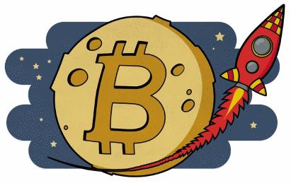 Bitcoin продолжает стремительный рост на рынке