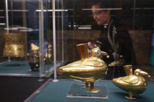 В Казани открылась выставка, посвященная истории Золотой Орды