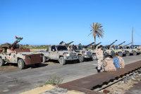 США потребовали от Хафтара прекратить наступление на Триполи