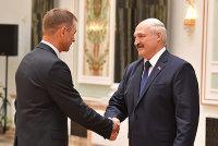 Президенты Беларуси, РФ и Таджикистана планируют трехстороннюю встречу