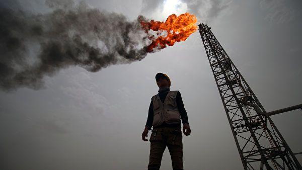 Цена нефти не воспользовалась конфликтом в Ормузском проливе