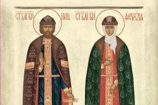 Мощам Петра и Февронии поклонилось более 75 тысяч человек