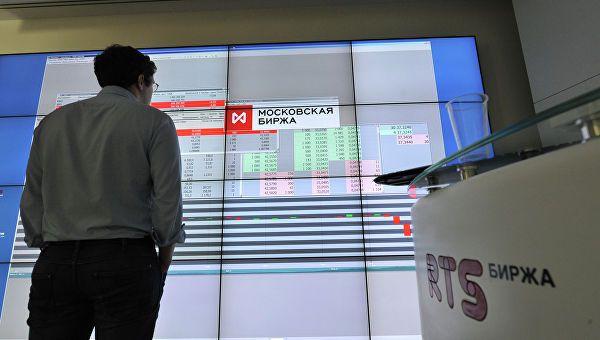Российский фондовый рынок соревнуется в росте с индексами США
