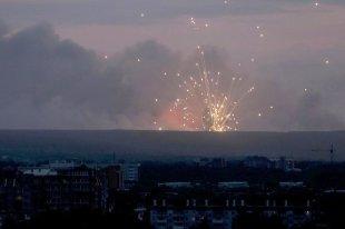 Число пострадавших от новых взрывов под Ачинском выросло до 10