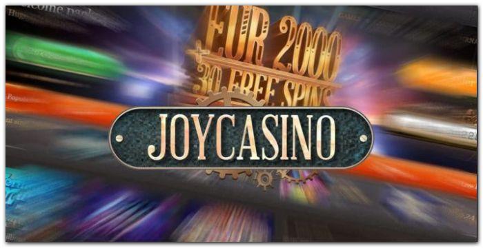 JoyCasino online